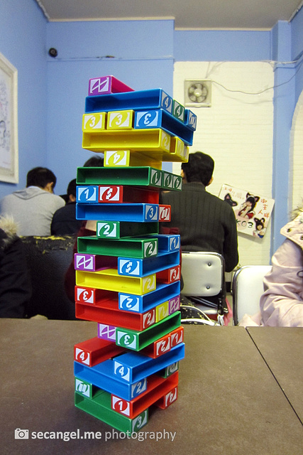 UNO stack